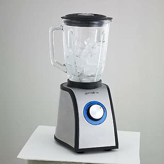 how many do you need to blend ice